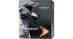 Greys Platinum Extreme Translucent WF8 Inermediate Fliegenschnur