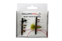 Fulling Mill MUST HAVE NYMPHS | Nymphen Set