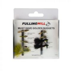 Fulling Mill Must Have Golden Nuggets Nymphen Set