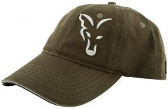 FOX Green & Silver Baseball Cap