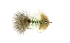 Fulling Mill Grey Frede Single Meerforellenfliege