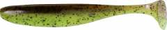 Quantum 4street B-Ass Shad green pumpkin chartreuse