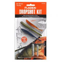 Fladen Dropshot Kit 85-95mm | Dropshot-Set