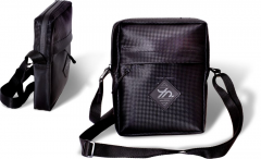 Quantum 4street Pusher Bag Deluxe schwarz 19cm 23cm 5cm
