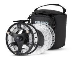 Greys GTS500 Fliegenrolle im Set mit Spulen -#5/6/7