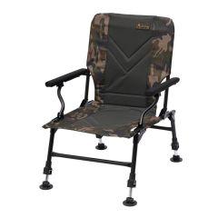 ProLogic Avenger Relax Camo Chair mit Armlehne   Angelstuhl