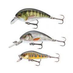 Cormoran Wobbler Lure Set Mix Barsch Forelle
