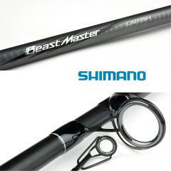 Shimano BeastMaster Catfish Fireball 1,83m | 85-200 WG Wallerrute