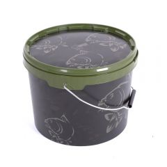 Nash Bait Bucket Karpfeneimer für Futter | Boilies