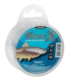 Spro C-Tec Mono´X Trout 500m | Monofilr Schnur