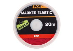 Fox Edges MArker Elastic Red 20 m