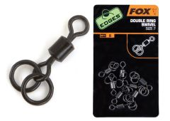 Fox Edges Double Ring Swivel Größe 7