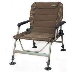 Fox Carp R2 Camo Chair Recliner Karpfenstuhl