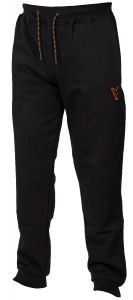 Fox Collection Jogger Black/Orange | Jogginghose