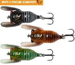 Savage Gear 3D Cicada 33mm 3,5g   Oberflächenköder