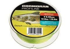 Cormoran Profiline Monofile Schnur Zielfisch Dorsch