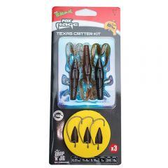 Fox Rage Texas Critter Kit 0,22m 1 m 5 g