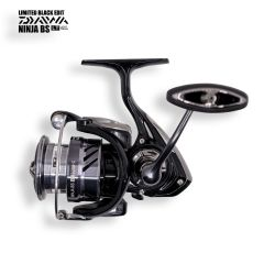 Daiwa Ninja BS LT Spinnrolle Limited Black Edition
