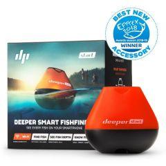 Deeper Start Smart Fishfinder mit Wi-Fi für Smartphone und Tablet