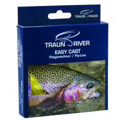 Traun River Easy Cast Fliegenschnur WF #4