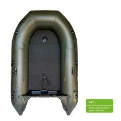 Zeck Tusker 2.0 mit Luftboden | Schlauchboot