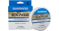 Shimano Exage Extra Strong Monofilament 300m | Monofile Schnur