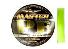Favorite Select Master PE fluo-grün 150m