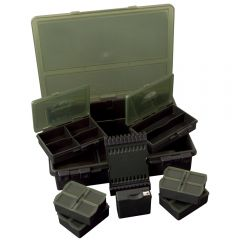 Fox Deluxe System Fox Box Medium Tacklebox