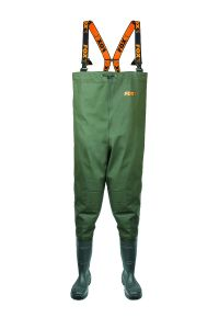 FOX Chest Waders Green Gr. 45 Wathose