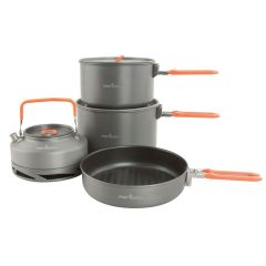 Fox Cookware Set Large 4-teilig