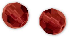 Quantum 4street Glass Bead rot 12-15 Stück