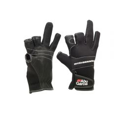 Abu Garcia Neopren Handschuhe