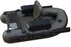 Elling OPTIMUS 2 Max Modell 2020 Khaki | Belly Boat