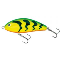 Salmo Fatso Floating 10 cm | Green Tiger