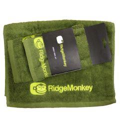 RidgeMonkey Double Towel Set Handtuch Set