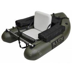 Illex Barooder Belly Boat Kaki | Grün