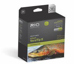 Rio InTouch VersiTip II Fliegenschnur WF F #6-8