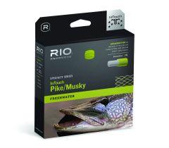 Rio InTouch Pike/Musky Fliegenschnur WF #9 (Floating/Intermediate)