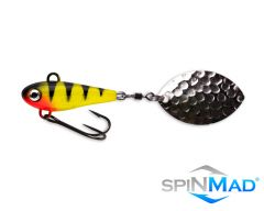 SpinMad Turbo Spinning Tail yellow perch 35g 100mm