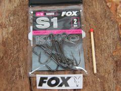 Fox Kuro S1 Karpfenhaken Boiliehaken
