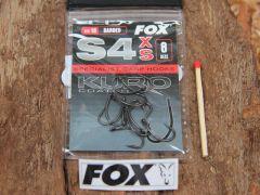 Fox Kuro S4 Karpfenhaken