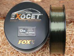 Fox Exocet Schnur grün