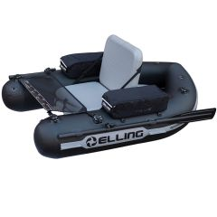 Elling OPTIMUS 2 Max Modell 2020 Black | Belly Boat