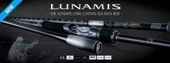 Shimano Lunamis S86ML 2,59m 6-25g max.32g | Spinnrute