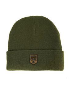 Navitas CORE II Green Beanie Hat Wintermütze