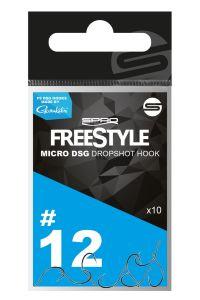 Spro Freestyle Micro DSG Hook | Dropshot-Haken