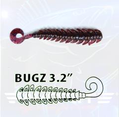 "Favorite Select Bugz 3,2"" Creature Bait | 6 Stück Midnight Catcher"