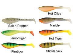 Fox Rage Fish Snax Mini Fry 7cm | Gummifisch