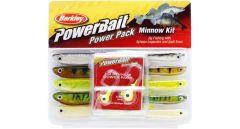 Berkley PowerBait Power Pack Minnow Kit Gummifischset