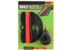 Fox MK2 Captive Backlead Karpfenbleie | 4 Varianten
